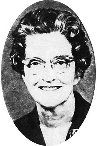 Thelma E. Graves