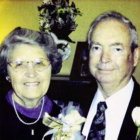 Davis and Margery Henry