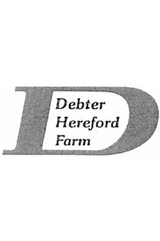 Debter Hereford Farm logo