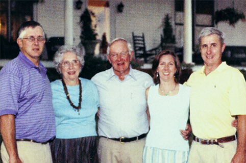 The Maples Family