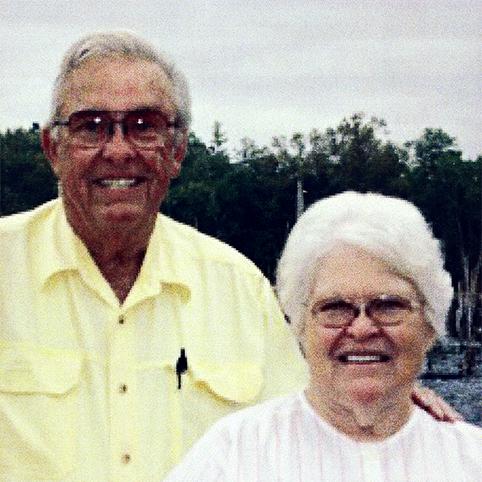 Carol and Robert Pittman