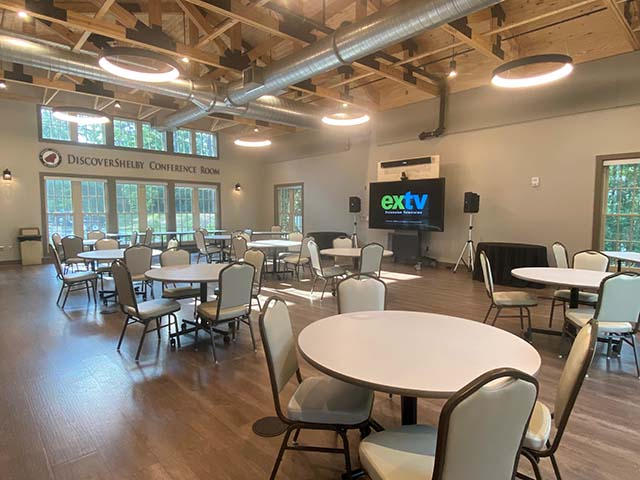 DiscoverShelby Conference Room