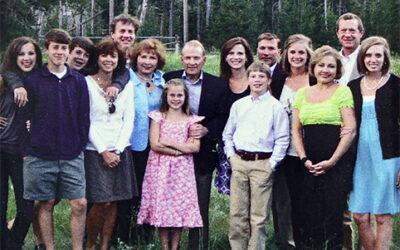 The G. W. Jones Family