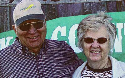 Garland and Doris Jones