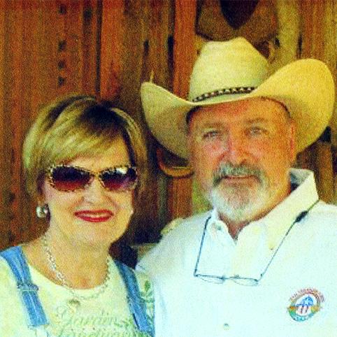 James David and Joan Malone