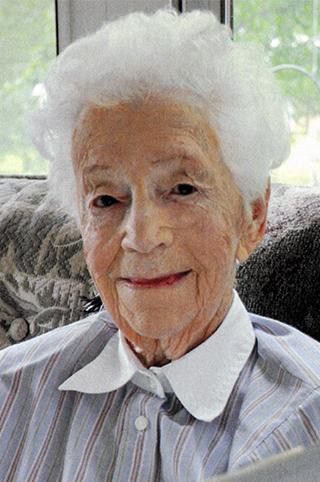 Mildred M. Stephenson