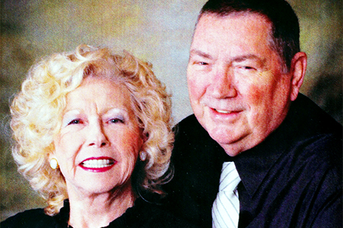 Tommy and Carol Williams