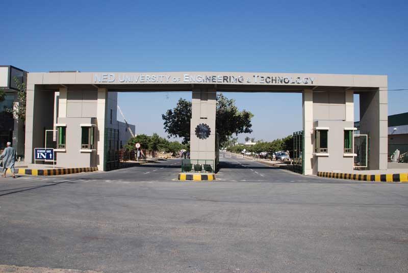 NED University of Engineering & Technology