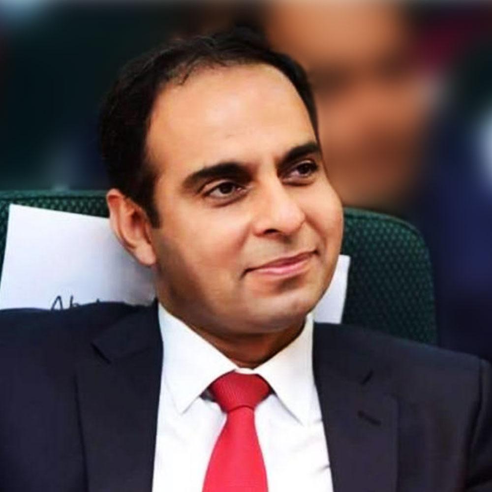 Qasim Ali Shah motivational speaker