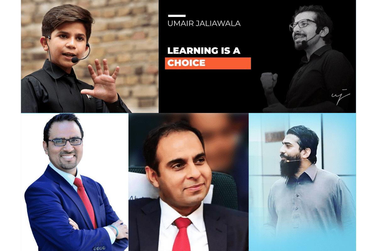 Top motivational speakers in Pakistan