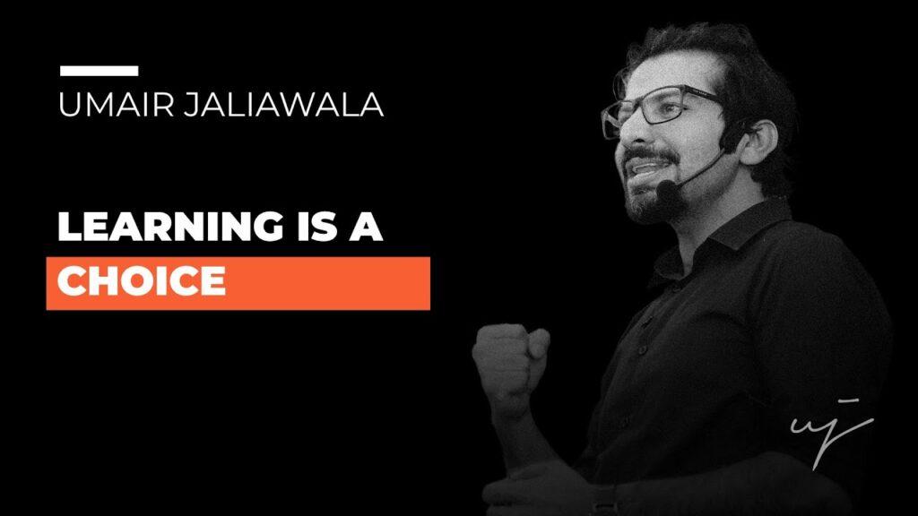 Umair Jaliawala motivational speaker pakistan