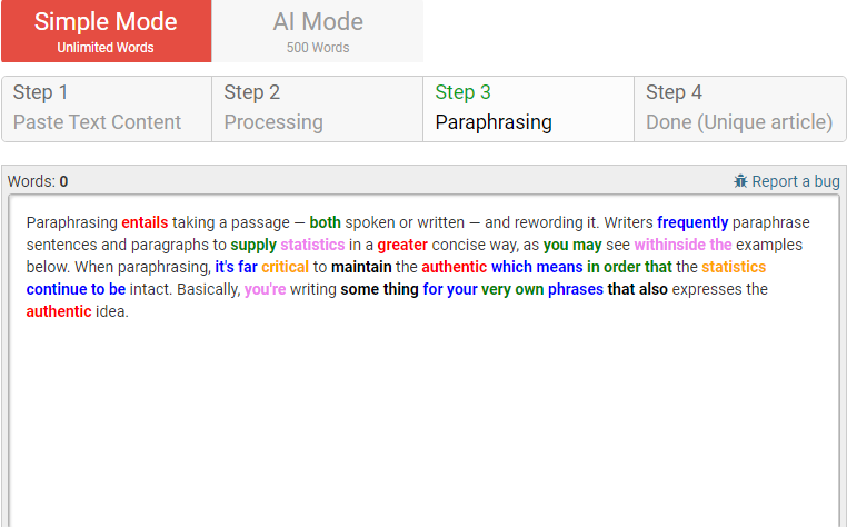 Check-plagiarism.com freelance tool