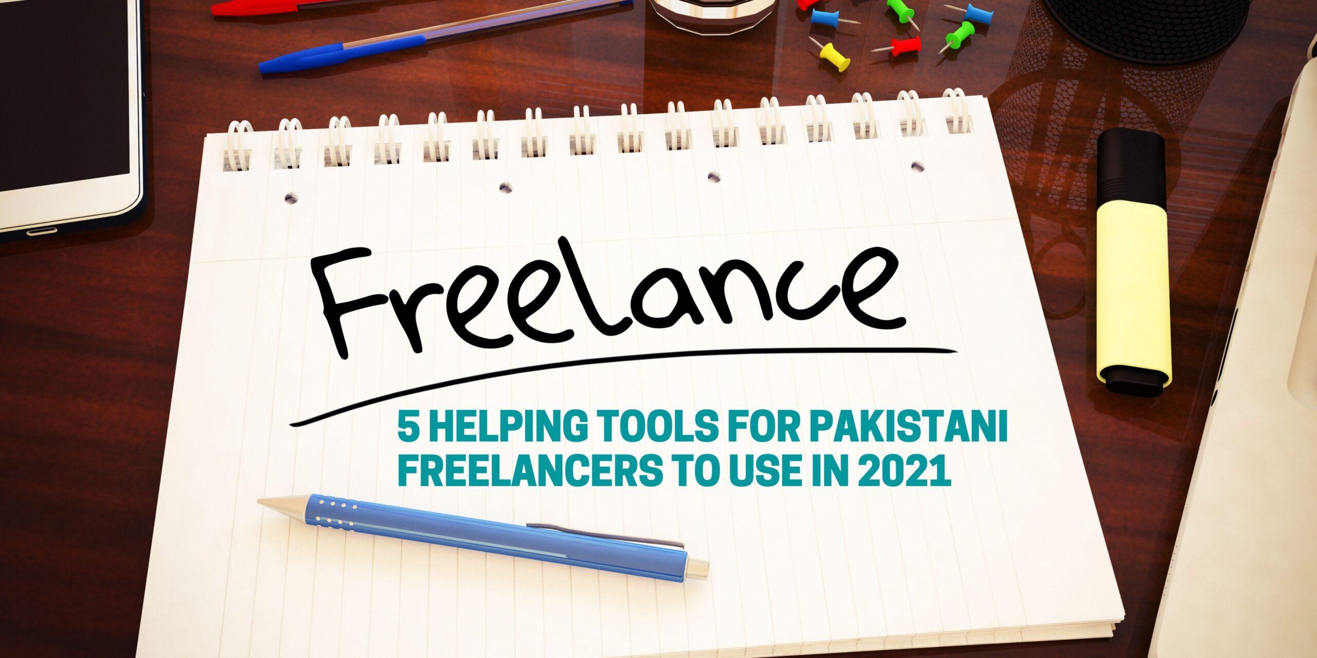 freelancing in Pakistan
