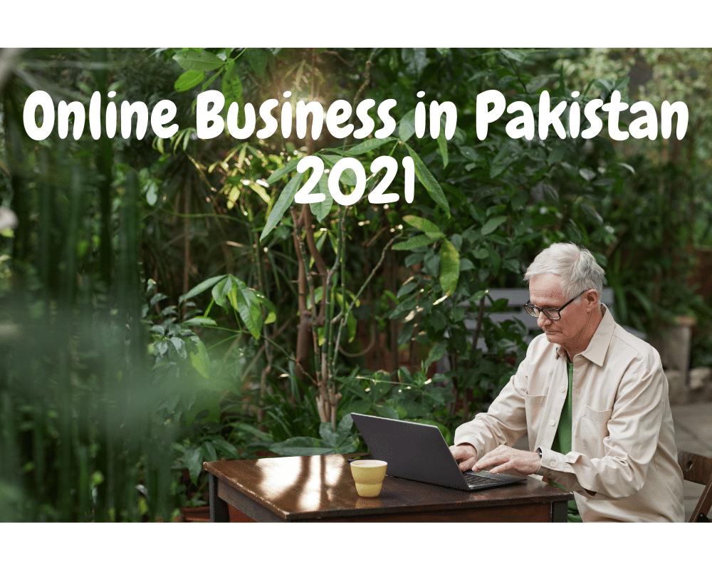 Online Business in Pakistan