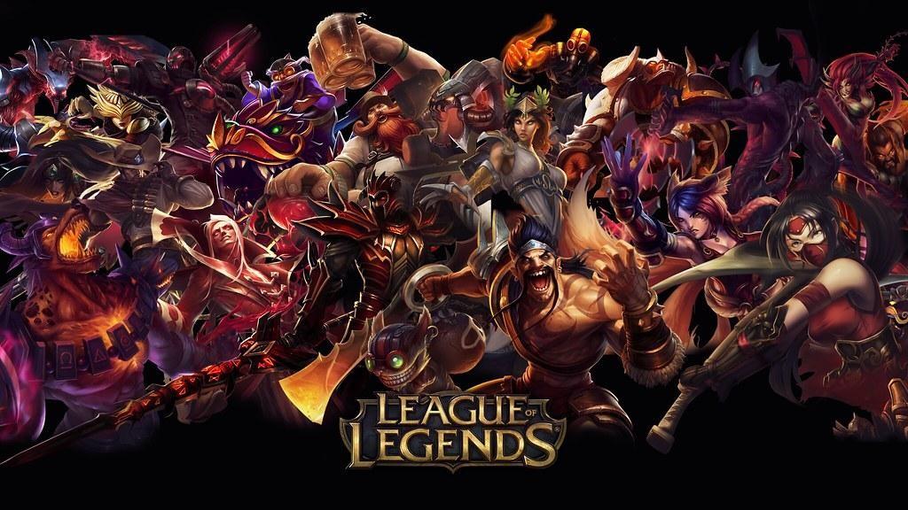 league of legends houses