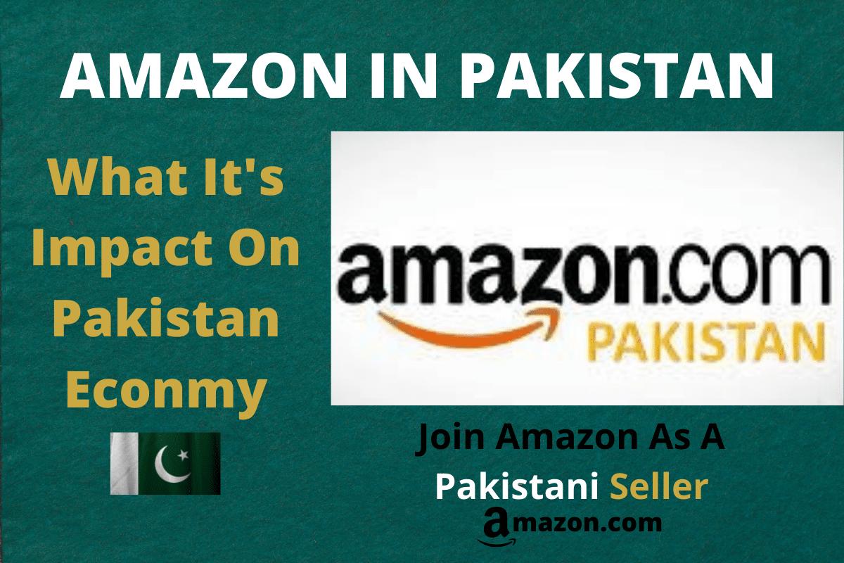 amazon in pakistan