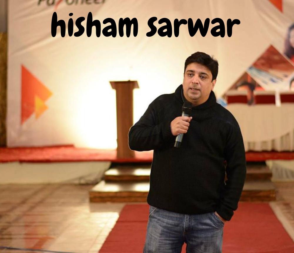 hisham sarwar