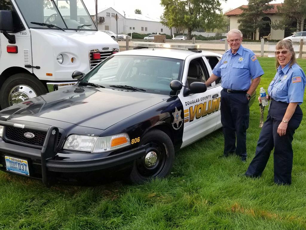 Douglas County Sheriff's Citizen Patrol