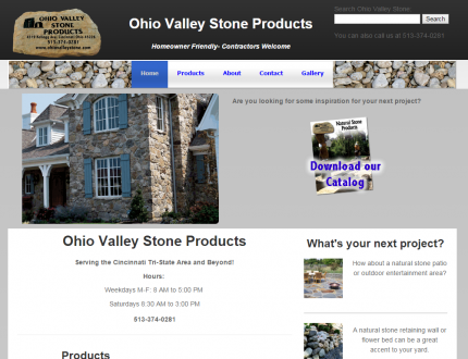 Ohio Valley Stone Products