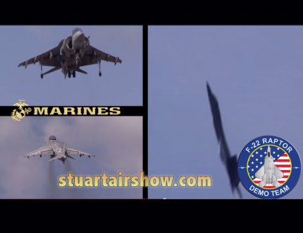 Stuart Air Show Promo