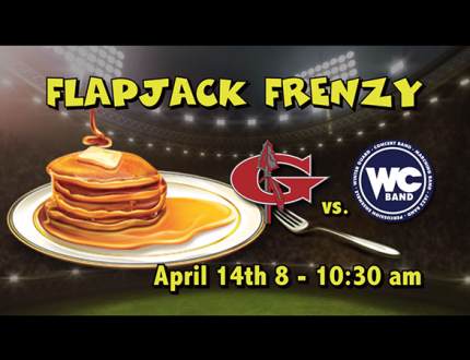 Flapjack Frenzy- Marching Band Edition Video