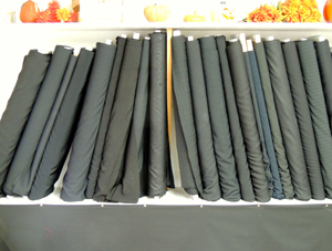 Amish clothing materials at Zooks Fabric Store