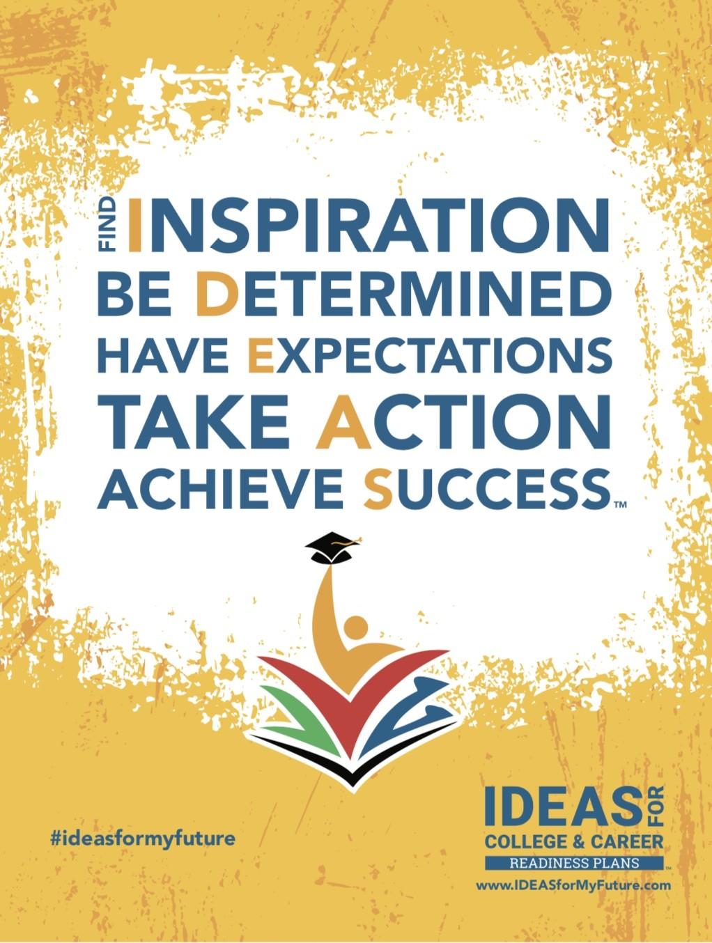 IDEAS Gold Banner