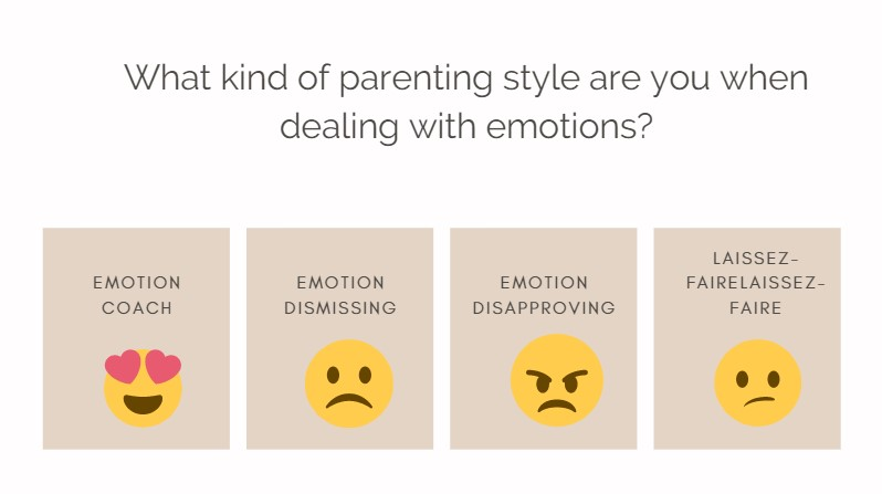 emotion parenting style