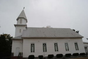 Macedonia Baptist Church founded by Lawrence Cain