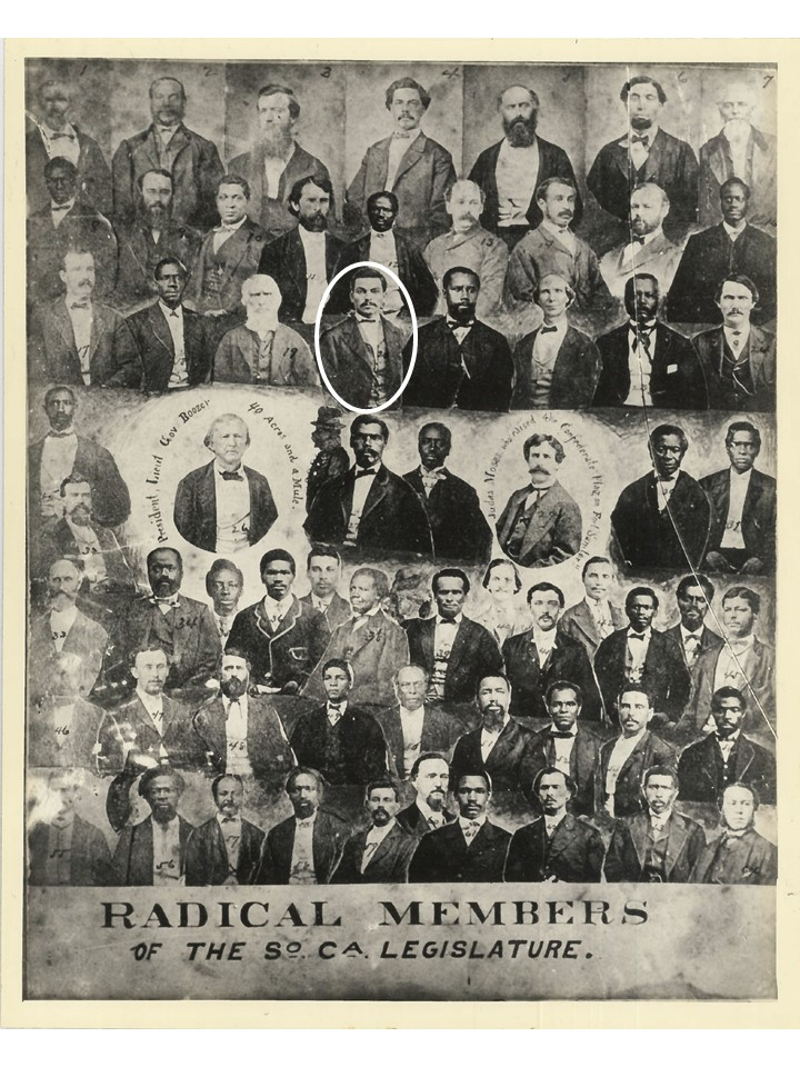Radical Poster with Lawrence Cain