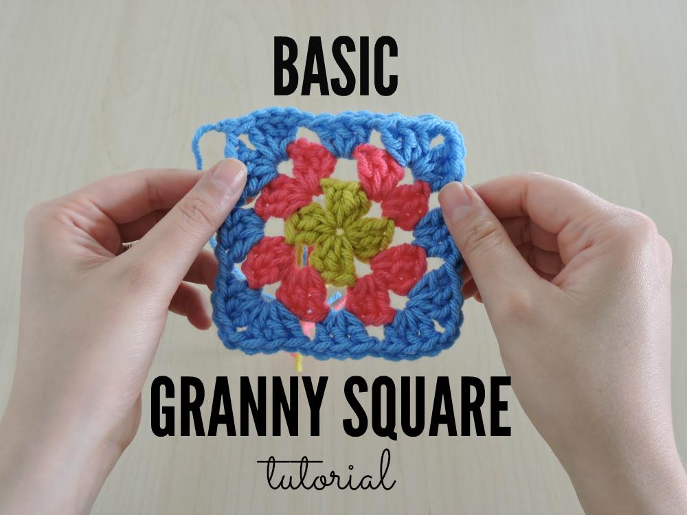 Granny Square Tutorial