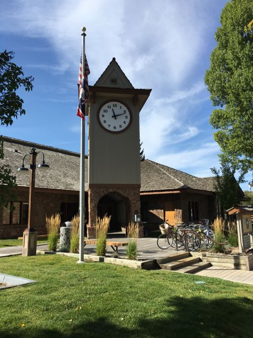 Town of Jackson Wins Award