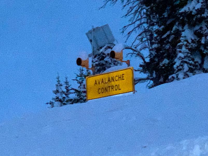 Avalanche Danger Increasing