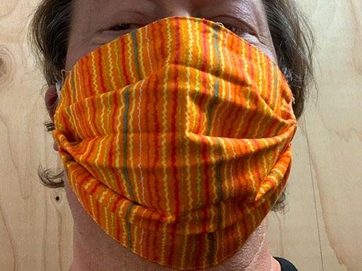 St John's Asks For Residents To Sew Masks