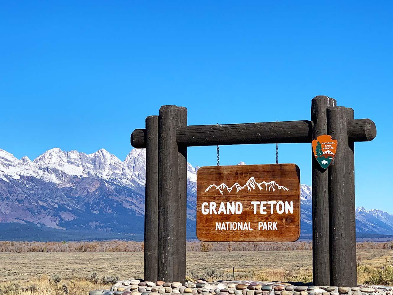 grand teton National Park Service