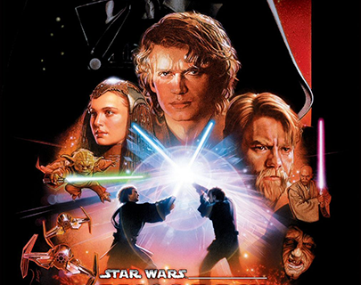Star Wars: Episode 3 - Revenge of the Sith (2005)