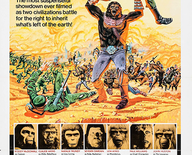 Battle for the Planet of the Apes (1973)