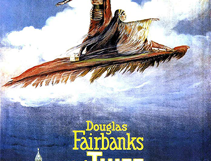 Thief of Bagdad (1924)