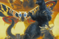 Godzilla, Mothra and King Ghidora: Giant Monsters All-Out Attack (2001)