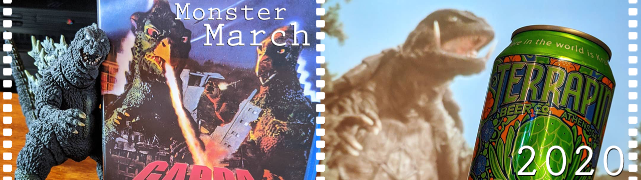 Monster March - Creature Feature Marathon
