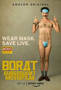 Borat Subsequent Multifilm (2020)