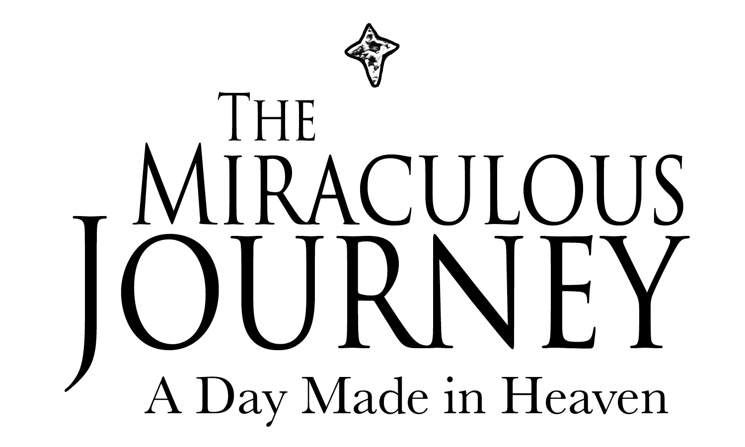 The Miraculous Journey logo