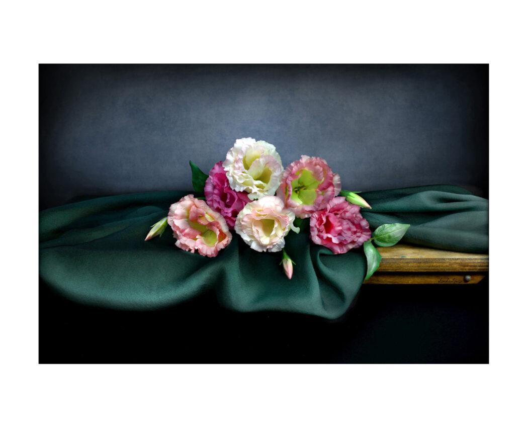 Linda Flicker, Pink Bouquet