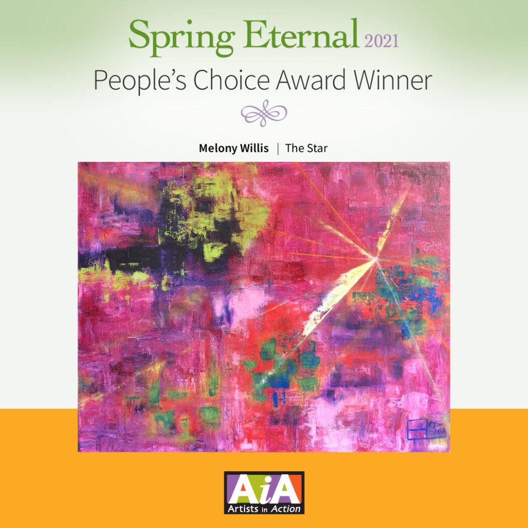 AiA Spring Eternal People's Choice Winner