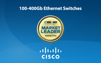 2019 Networking Leaders: 100-400Gb Ethernet Switches