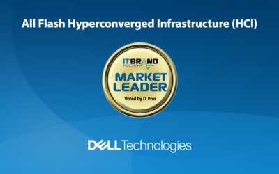 2019 Flash Leaders: All Flash Hyperconverged Infrastructure (HCI)