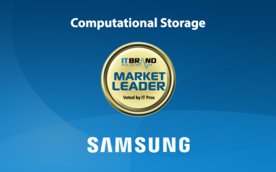 2019 Flash Leaders: Computational Storage