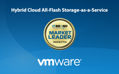 2019 Flash Leaders: Hybrid Cloud All-Flash Storage-as-a-Service