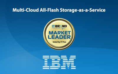 2019 Flash Leaders: Multi-Cloud All-Flash Storage-as-a-Service