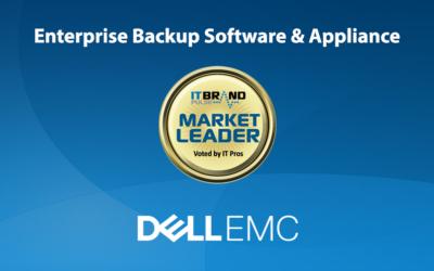 2020 Storage Leaders: Enterprise Backup Software & Appliances